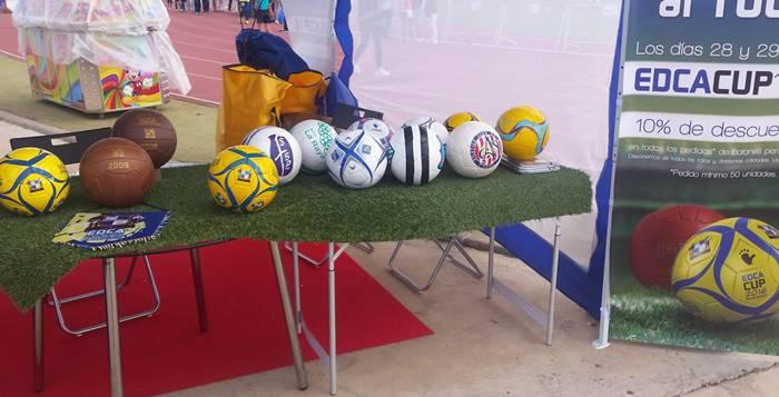 Balones de futbol personalizados - fútbol, rugby, baloncesto, voleibol, futbol sala - Eventos deportivos