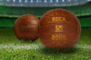 pelota de cuero antigua personalizada