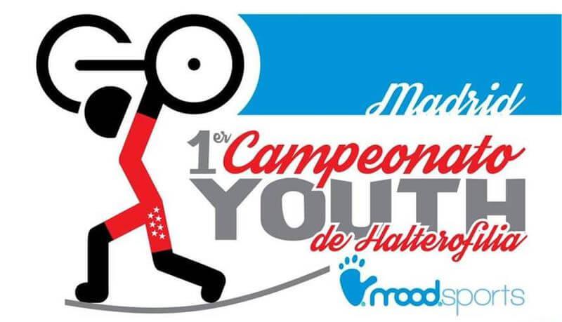 Campeonato de halterofilia youth moodsports en Sideropolis